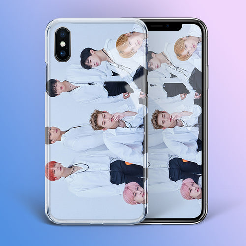 【Tempered Glass】Monsta X Theme V3 Phone Case