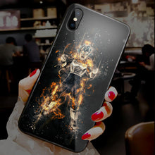 Load image into Gallery viewer, 【Tempered Glass】Dragon Ball Z Ultra-thin Shine Phone Case