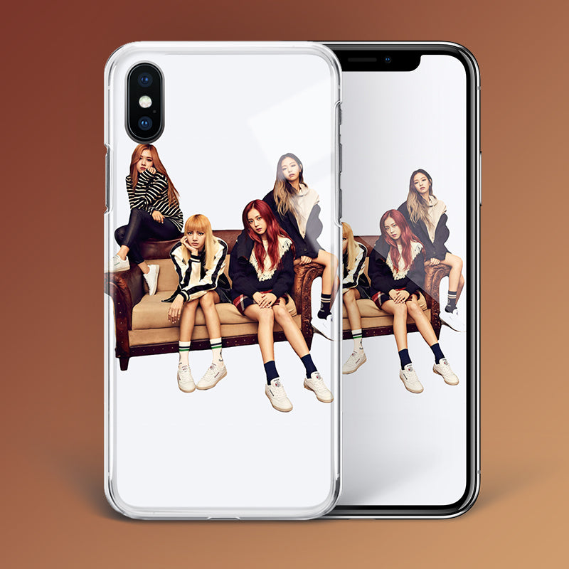 【Tempered Glass】BLACKPINK V4 Phone Case