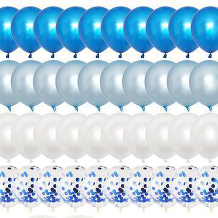 40pc Latex Balloon Bundle(4 types/bundle) - LYB Concepts