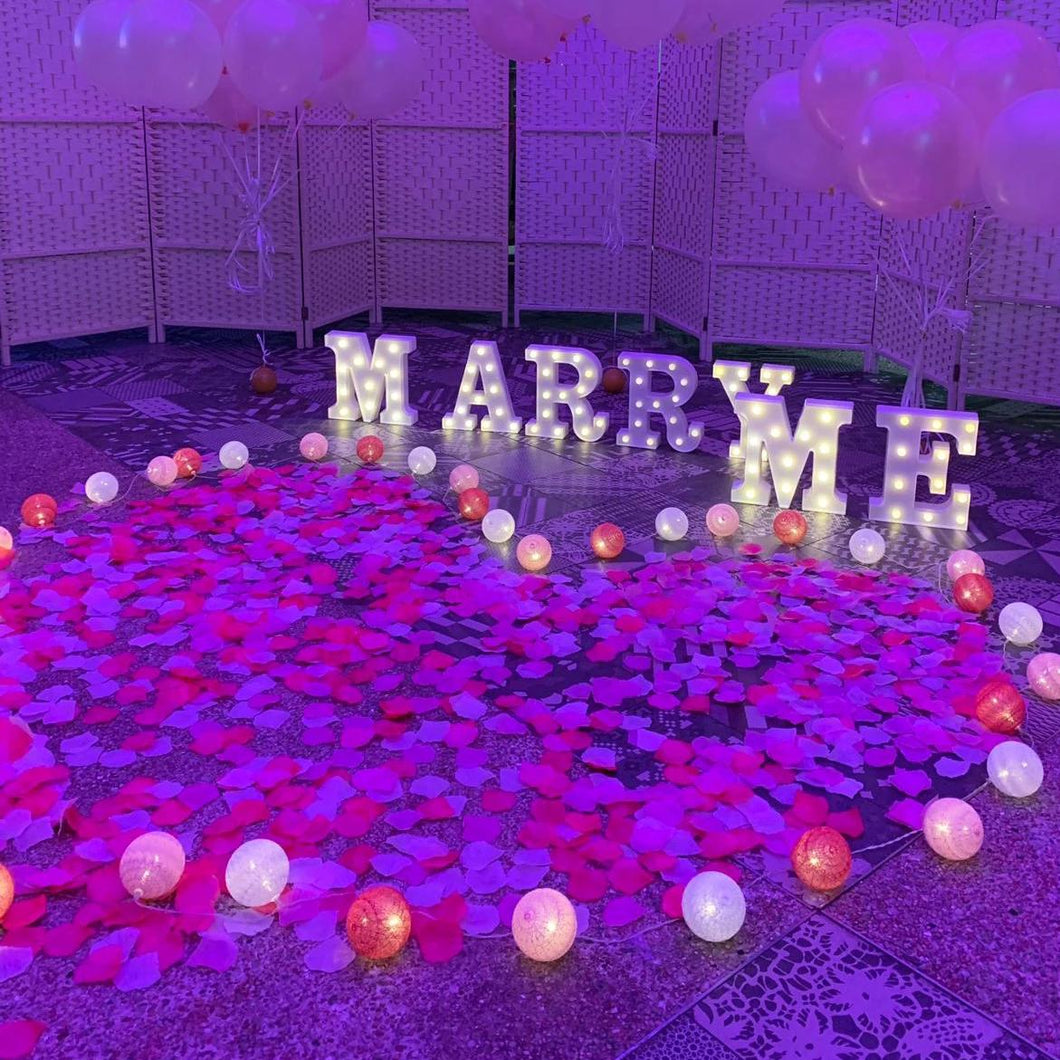 A Variety of Proposal Rental Sets - LYB Concepts