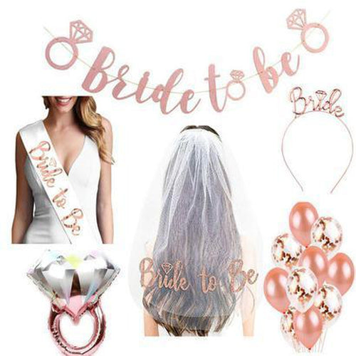 Bridal Shower Sets - LYB Concepts