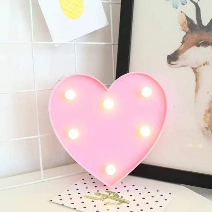 Heart Light Rental - LYB Concepts