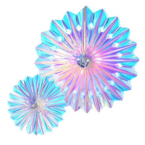 Holographic Pinwheels Set of 2 - LYB Concepts