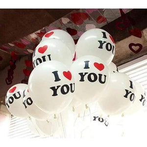 I Love You Balloons - LYB Concepts