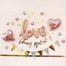 Load image into Gallery viewer, Love & Hearts Birthday Set - LYB Concepts