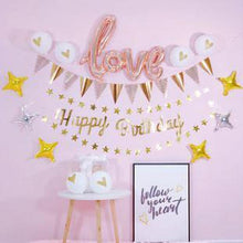 Load image into Gallery viewer, Love & Stars Birthday Set - LYB Concepts