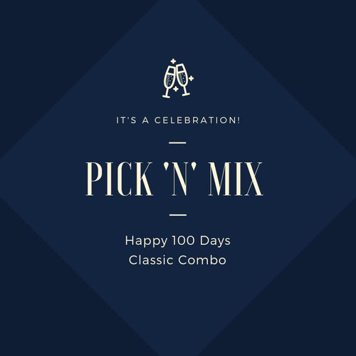 Pick N Mix Happy 100 Days Classic Combo - LYB Concepts
