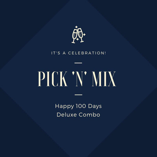 Pick N Mix Happy 100 Days Deluxe Combo - LYB Concepts