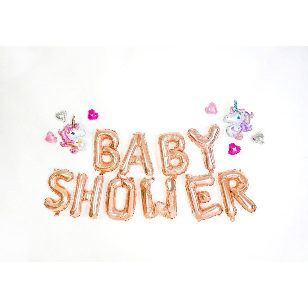 Unicorn Baby Shower Set - LYB Concepts