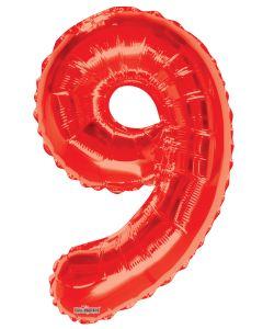 "Number Balloon ""9"""