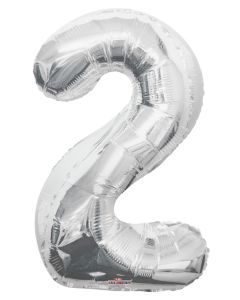 "Number Balloon ""2"""