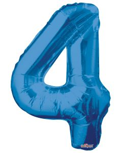 "Number Balloon ""4"""