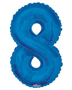 "Number Balloon ""8"""
