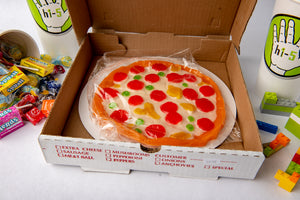 Large Gummy Pizza