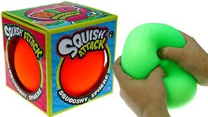 Squish Attack Large Squeeze Ball