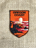 "Patches: 2"" x 2.75"" Destination Badge Sew On"