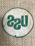 "Patch: 2"" Round Sew On Embroidered Cotton (See Choices)"