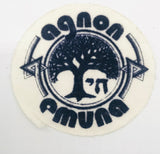 "Patches: 3"" Round Iron-On (See Choices)"