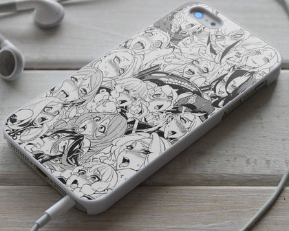 WAIFU IPHONE CASES