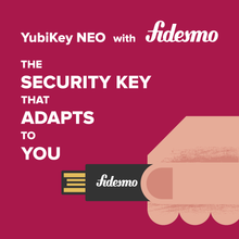 Load image into Gallery viewer, YubiKey NEO with Fidesmo