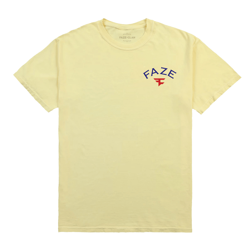 Arc Logo Tee Butter