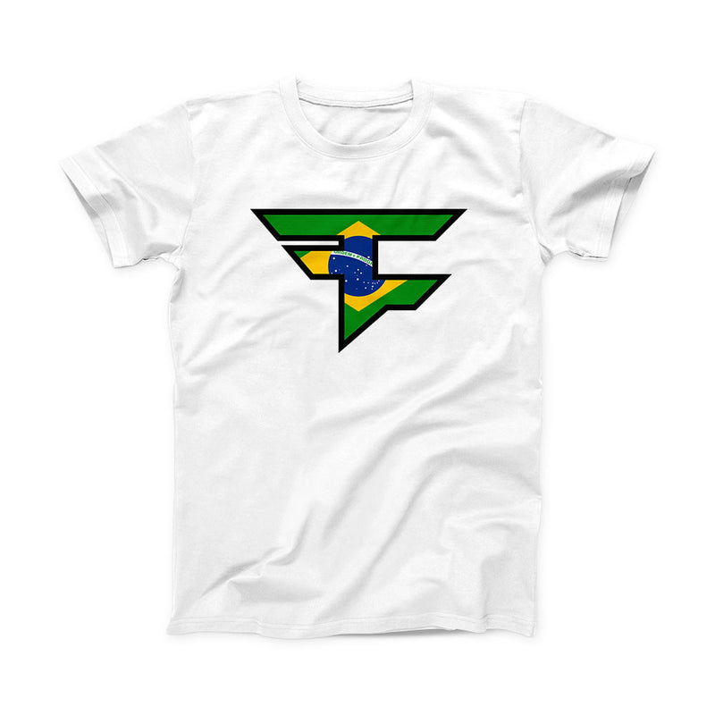 FaZe Clan Worldwide Flag Logo Tee - Choose your Flag