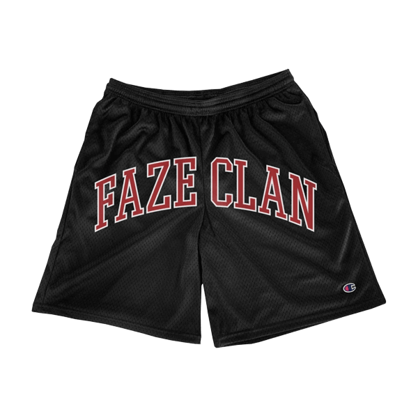 FaZe Clan Basketball Shorts