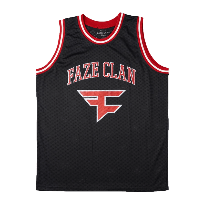 FaZe Clan Basketball Jersey