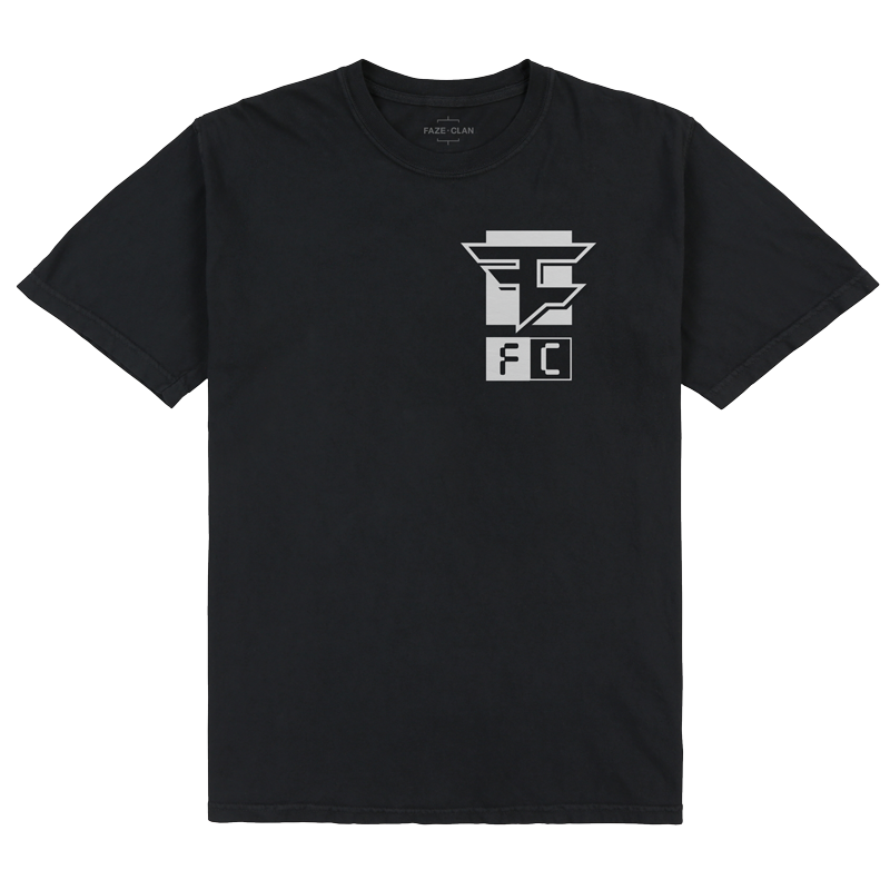 Stacks Tee Black