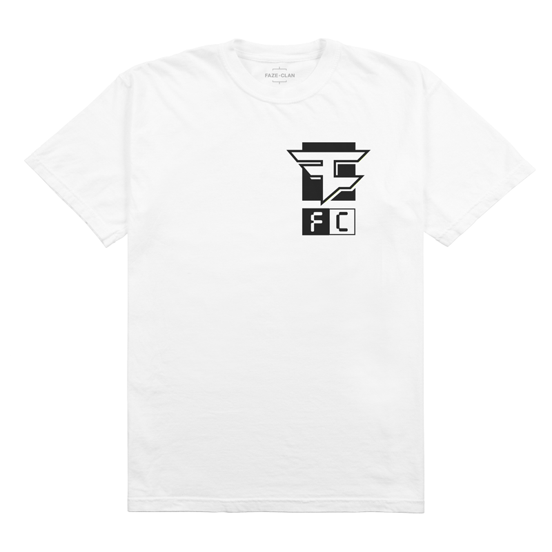 Stacks Tee White