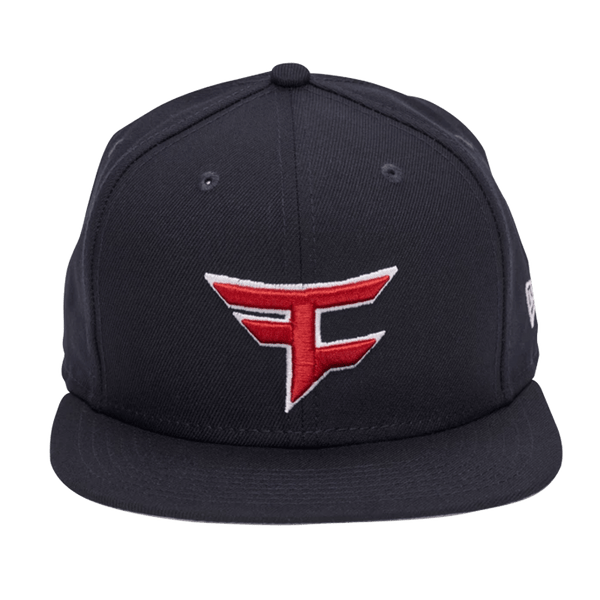 New Era x FaZe Clan Logo Snapback - Navy