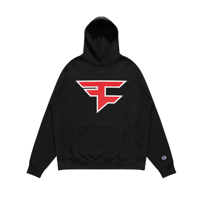 Youth FaZe Clan 2020 Logo Hoodie Black