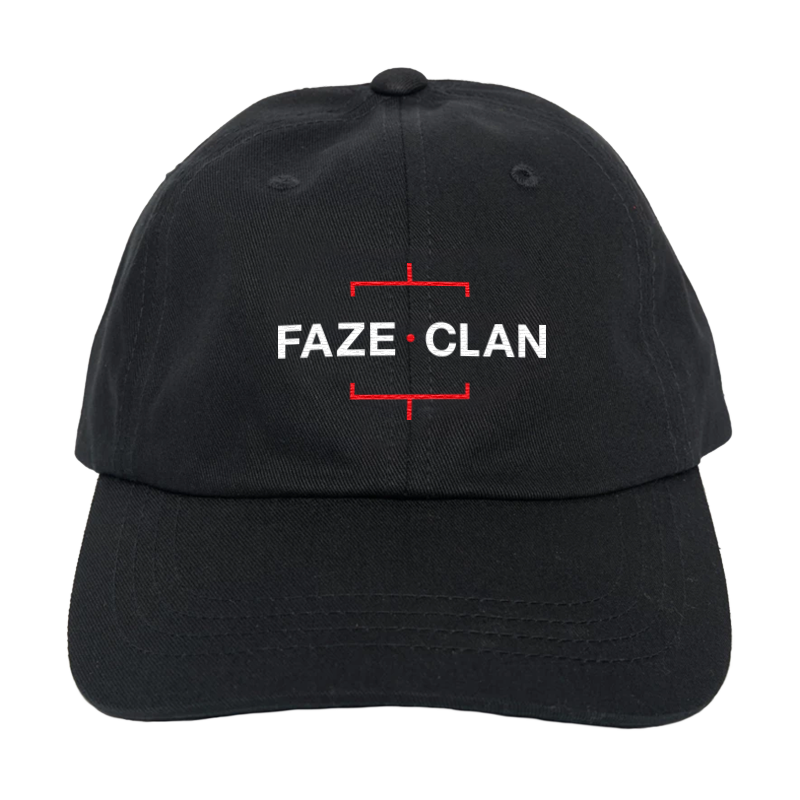 Crosshair Dat Hat Black