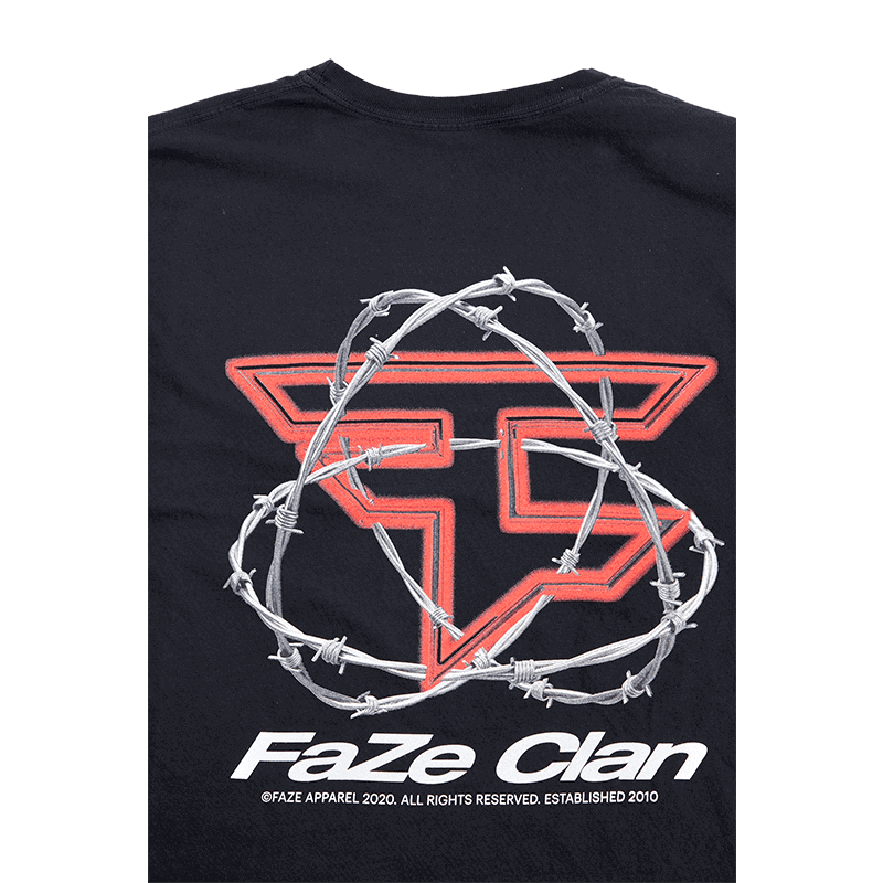 FaZe Clan Barb Wire Tee