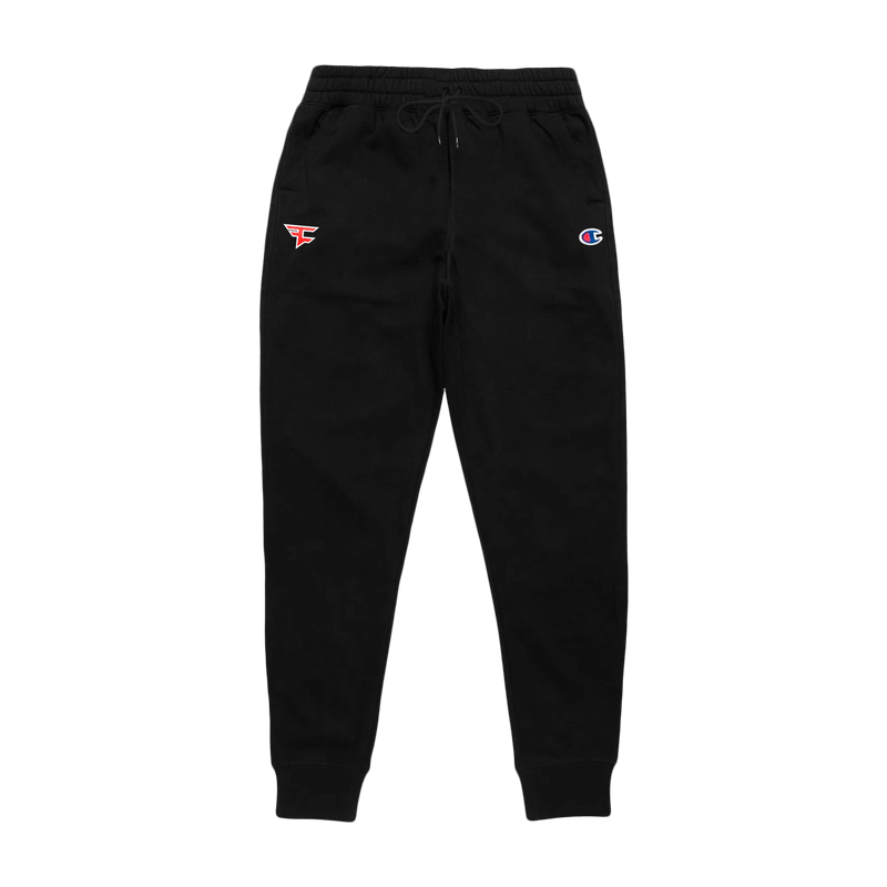 FC Embroidered Logo Sweatpants