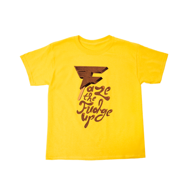 FaZe Fudge Youth Tee - Daisy