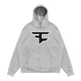 FaZe Clan 2020 Logo Hoodie - Heather Gray