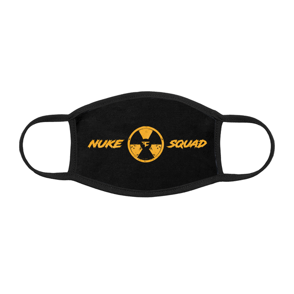 Nuke Squad Face Mask