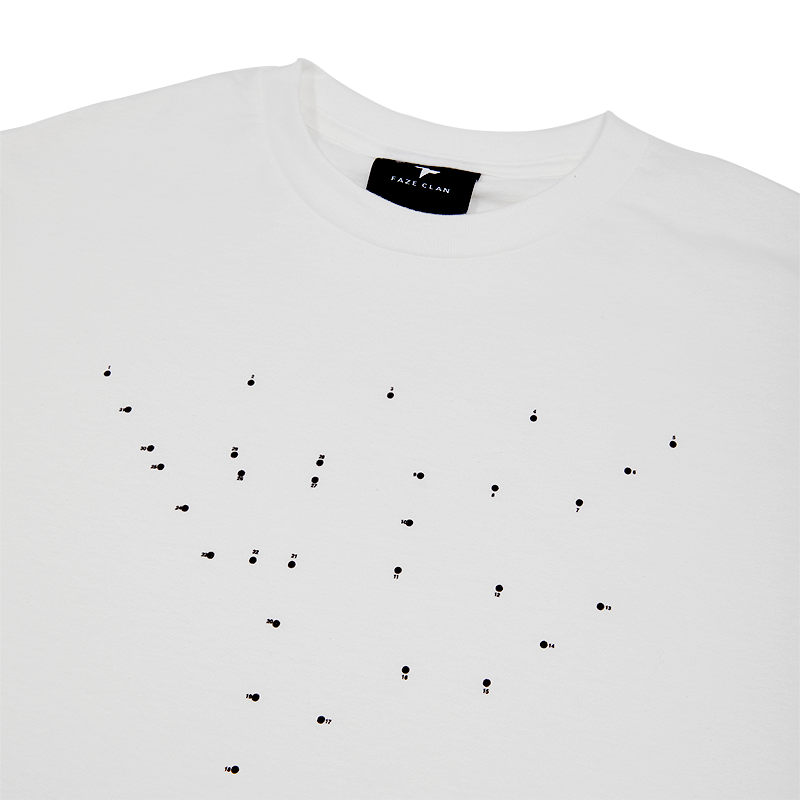 FaZe Clan Connect the Dots Tee