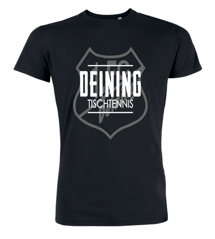 "T-Shirt ""1. FC Deining Background Tischtennis"""