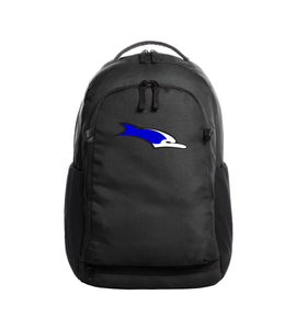 "Backpack Team - ""Dolphins Cheer Community #logopack"""