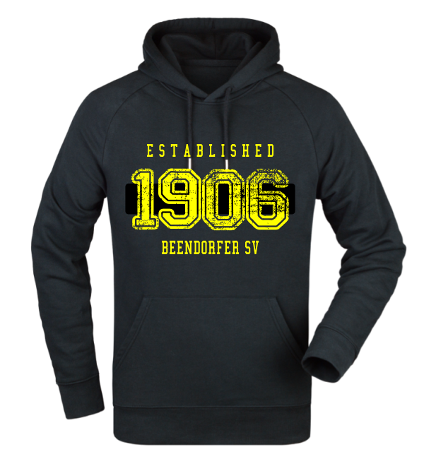 "Hoodie ""Beendorfer SV Established"""