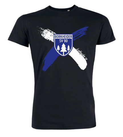 "T-Shirt ""Borkheider SV Cross"""