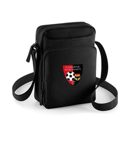 "Crossbody Bag - ""FC Kinderbeuern #crossbodybaglogo"""