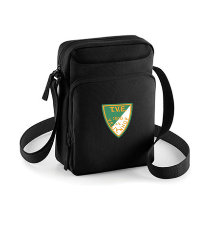"Crossbody Bag - ""TVE Veltenhof #crossbodybaglogo"""
