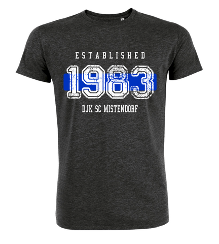 "T-Shirt ""DJK SC Mistendorf Established"""