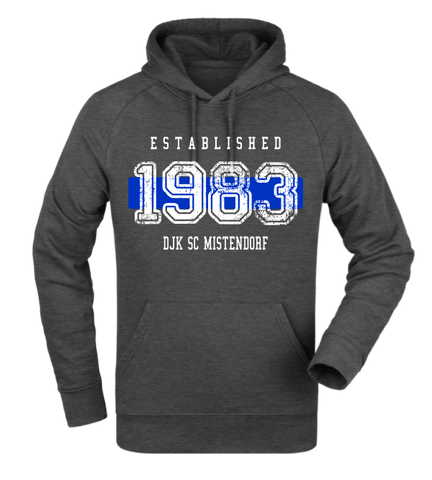 "Women's Hoodie ""DJK SC Mistendorf Established"""