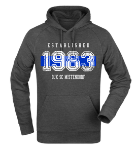 "Hoodie ""DJK SC Mistendorf Established"""