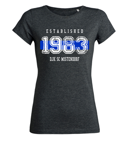 "Women's T-Shirt ""DJK SC Mistendorf Established"""